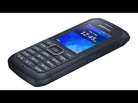Samsung Xcover 550 - klasyczny twardziel