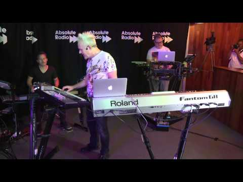 Howard Jones performs 'Conditioning' exclusively for Absolute Radio