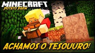 ACHAMOS O TESOURO ! POTATO FARM #8 (Feat Doug Erich)