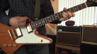 """The Killers """"Somebody Told Me"""" (guitar cover HD)"""