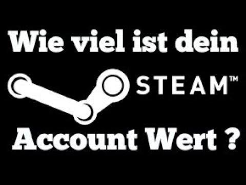 Steam Acc Wert