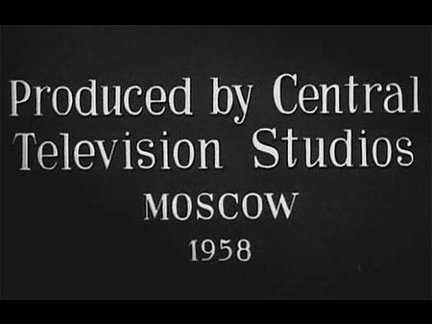 Moscow television newsreel (1958) (оригинал)
