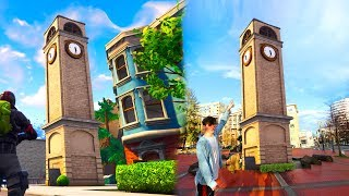 I Found Titled Towers In Real Life Fortnite: Battle Royale... | David Vlas
