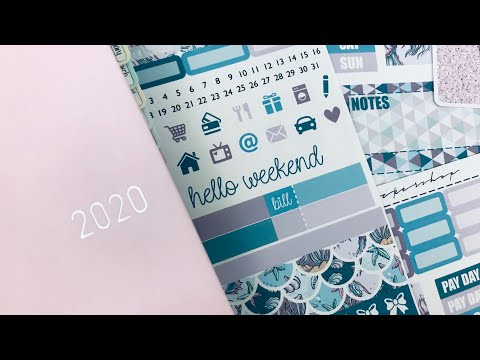 plan-with-me-||-hobonichi-weeks-featuring-tarin's-sticker-shop