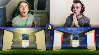 2x IKONA W PACK AND PLAY! QS IKONY! ADRYAN VS DEV | FIFA 18