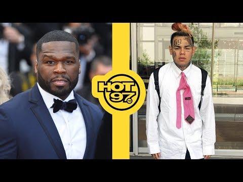 Shots Fired During 50 Cent & Tekashi 69  Shoot + Slim Thug Shoots His Shot At Nicki Minaj