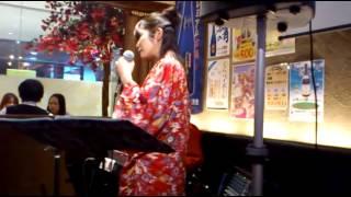 2013/12/18 いちゃりばえん@秋葉原 華菜枝ちゃん鈴木さんライブ.