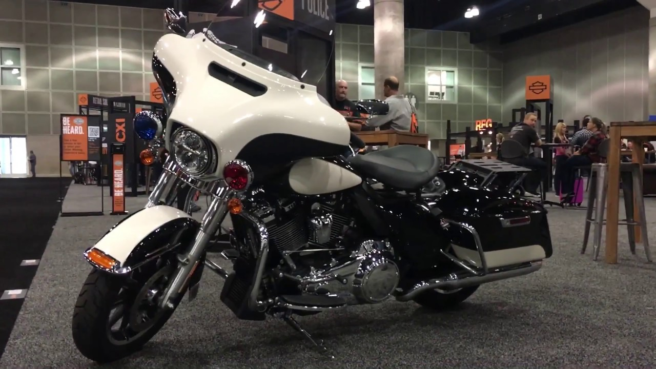 Police motorcycles 2018 all new Models Harley-Davidson ...
