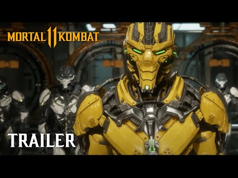 Official Launch Trailer   Mortal Kombat
