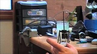 Laser Cut Desktop Trebuchet