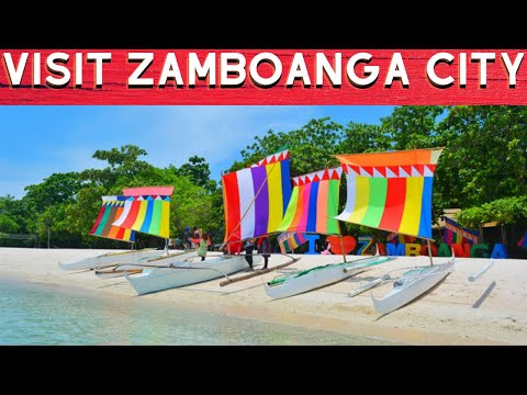 Top 10 Places to Visit in Zamboanga City - Phililippines Tra