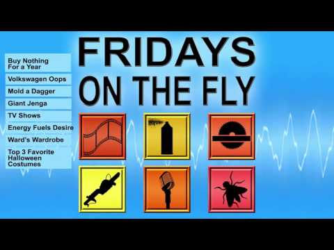 Fridays on the Fly - Desire Fuels Energy e20