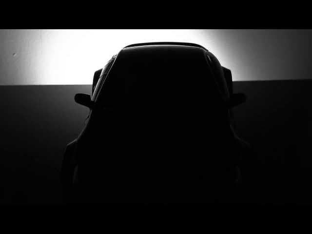 Feel the light going through the Mercedes Benz SL65 AMG body's shape