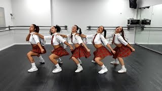 mia baddygirl bad girlz choreography by eti esther swisa