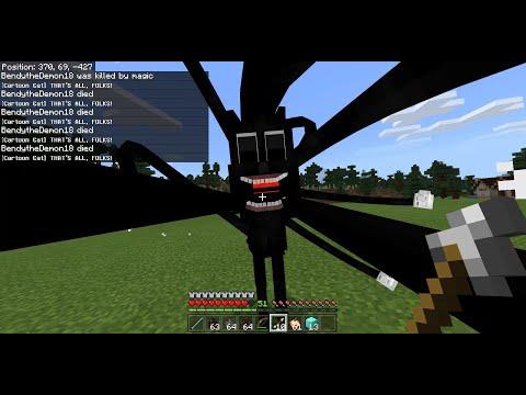 Siren Head, Cartoon Cat Addon(Mod) update part 2  Minecraft PE[BE]