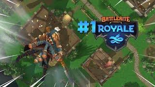 battlerite royale gameplay