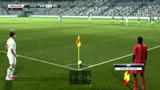 PES 2013 - Demo # 1 | Goals Compilation - Compilado de Goles