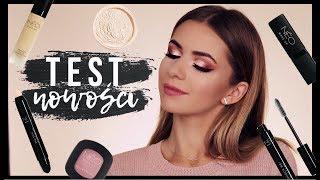 MAKIJAŻ JEDNĄ MARKĄ: NEO MAKE UP - TEST NOWOŚCI | jesienny makijaż | CheersMyHeels
