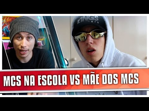 REACT MCS NA ESCOLA VS. MÃE DOS MCS (Maneirando)