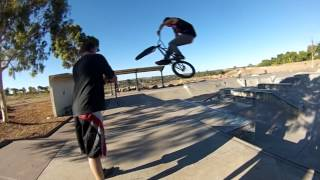 Golden Grove Skate Park Best Trick Comp