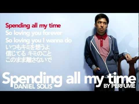 Perfume - 「Spending all my time」 【歌ってみた】