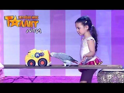 Видео, Лучшие детские номера на мировых талант-шоу