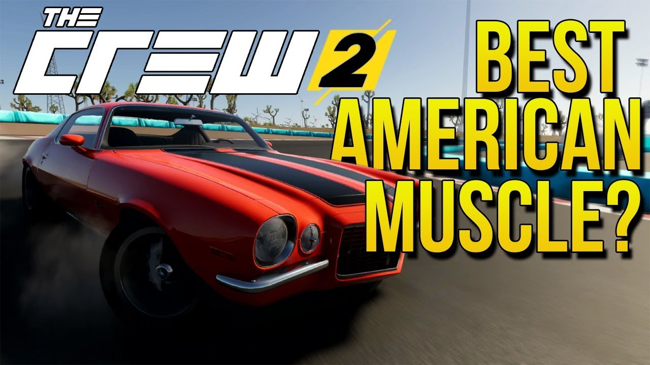 BEST CLIC AMERICAN MUSCLE CAR IN THE CREW 2?! - YouTube