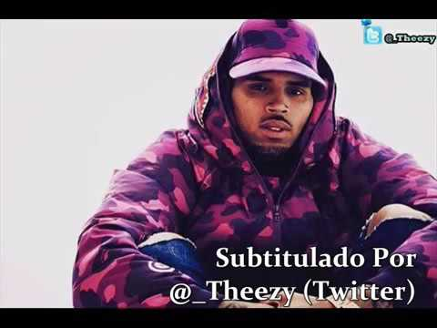 Chris Brown the breakup lyrics (official video)#