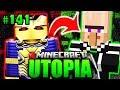 YKNA ist WIRKLICH FRANKY     Minecraft Utopia  141