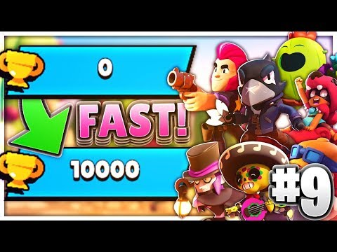Speedrun 0 to 10000 Trophies WITHOUT MONEY! Episode 9