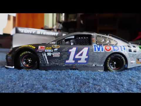 Mobil 1 1:64 Nascar Diecast Tony Stewart 2016 Last Ride