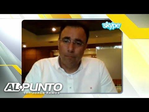 """""""Es una persona cínica, ha mentido"""": Zelaya sobre presidente de Honduras Juan Orlando Hernández"""