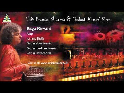 Pandit Shiv Kumar Sharma: The Inner Path (Raga Kirvani) Live at Saptak Festival