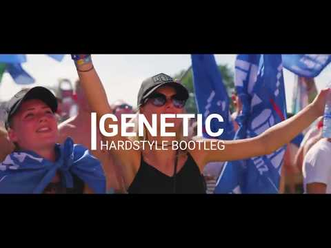 David Guetta - Titanium ft. Madilyn Bailey (Genetic Hardstyle Remix)
