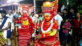 Theyyam Karanavar Kurumbranad Kerala