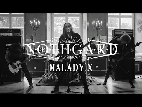 "Nothgard ""Malady X"" (OFFICIAL VIDEO) Mp3"