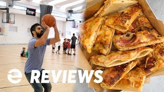 Eurohoops Dome cafe - Review by efood