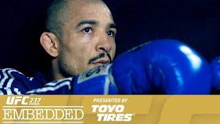 UFC 237 Embedded: Vlog Series - Episode 3