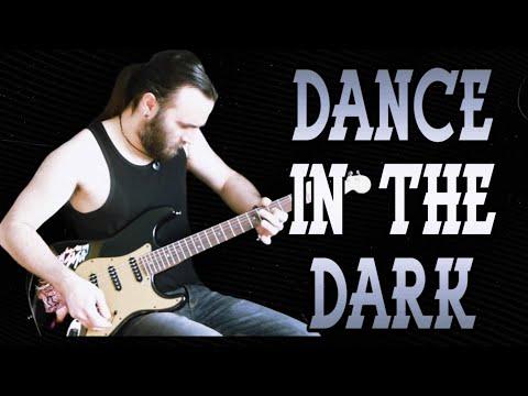 Lady Gaga - Dance In The Dark (Rock Guitar Cover)