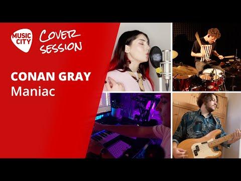 COVER SESSION @ Music City: Conan Gray - Maniac (cover)