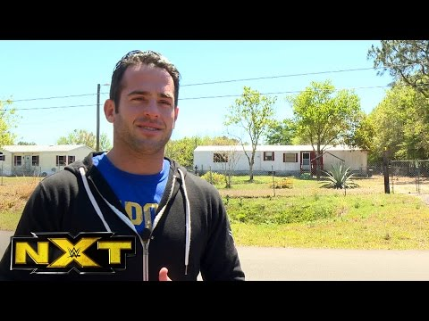 Who is Roderick Strong? - Part 1: WWE NXT, April 26, 2017
