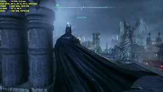 Batman: Arkham Knight - i5 6500 / GTX 1070