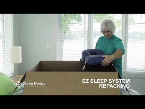 Vitrectomy EZ Sleep-Repacking