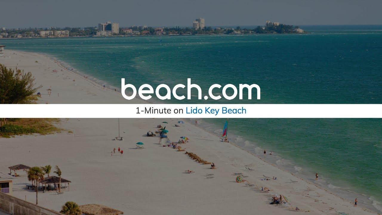LIDO KEY BEACH IN FLORIDA