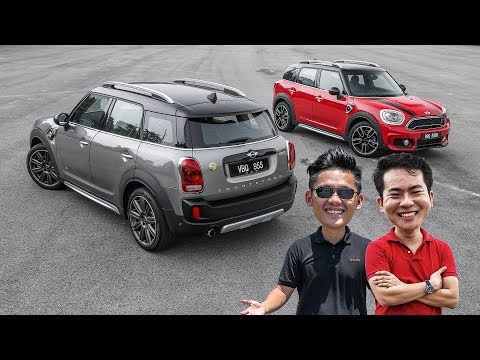 FIRST DRIVE: F60 MINI Countryman Malaysian review - plug-in hybrid or Cooper S Sports?