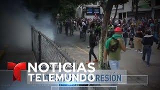 Noticias Telemundo, 22 de julio de 2017   Noticiero   Noticias Telemundo