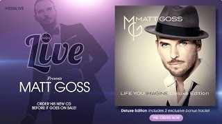 Matt Goss @HSN LIVE - USA TV Special FULL Show