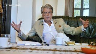 'Не я привів до влади Януковича'- Віктор Ющенко