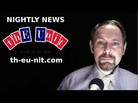 The EUnit Nightly News 22/01/2013