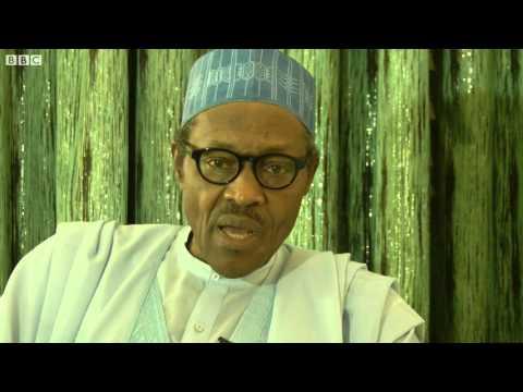 Hira ta musamman da Shugaba Muhammadu Buhari thumbnail